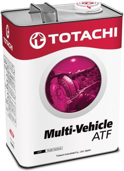 Жидкость для АКПП TOTACHI ATF MULTI-VEHICLE синт. 4л 4562374691223 купить в Абакане