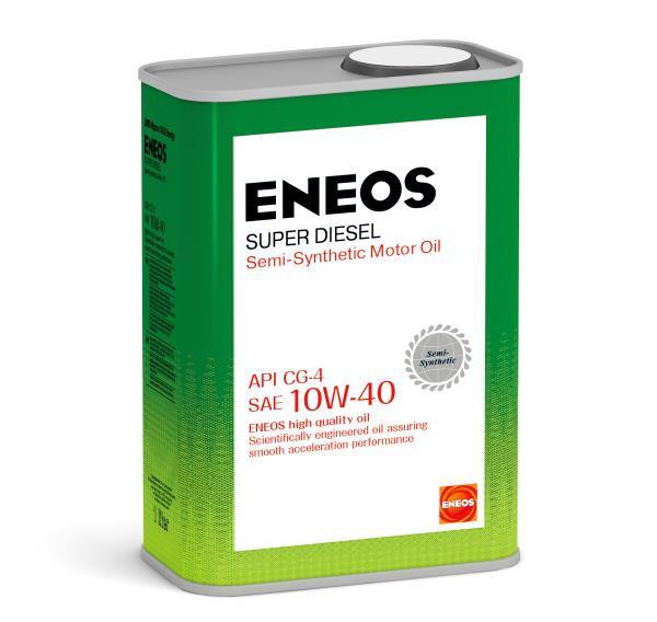 Моторное масло Масло моторное ENEOS Super Diesel CG-4 псинт 10W40 1л oil1325 купить в Абакане