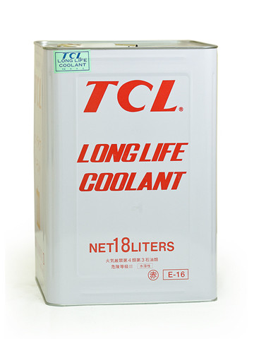 АНТИФРИЗ TCL LLC концентрированный красный, 18 л LLC01076 купить в Абакане