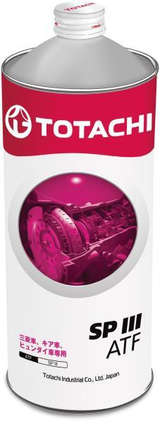 Жидкость для АКПП TOTACHI ATF SPIII синт. 1л 4562374691094 купить в Абакане