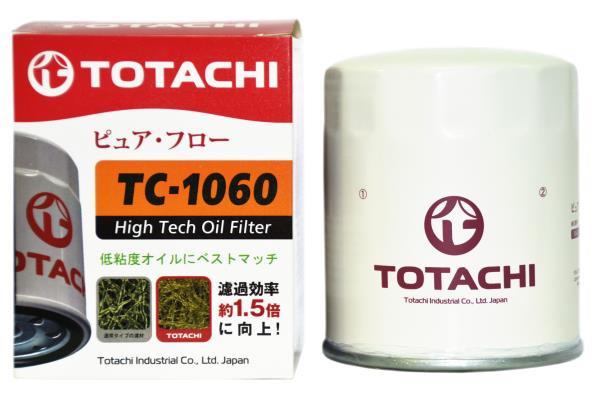 Фильтр масляный TOTACHI TC-1060 C-409 A AY10-0M-A002 TC-1060 купить в Абакане