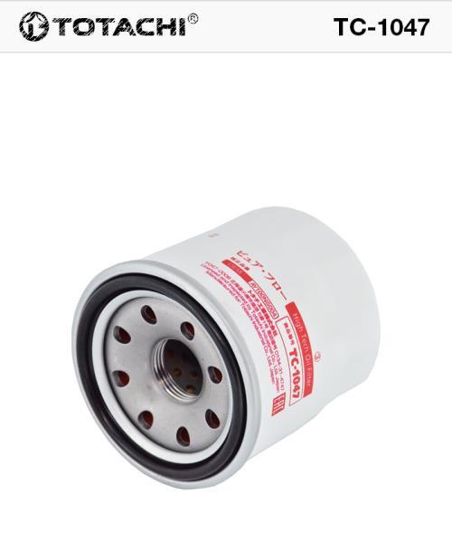 Фильтр масляный TOTACHI TC-1047 C-224 15208-65F00 MANN W 67 / 1 TC-1047 купить в Абакане