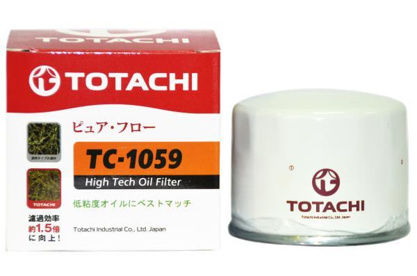 Фильтр масляный TOTACHI TC-1059 C-316 AY100-MT029 TC-1059 купить в Абакане