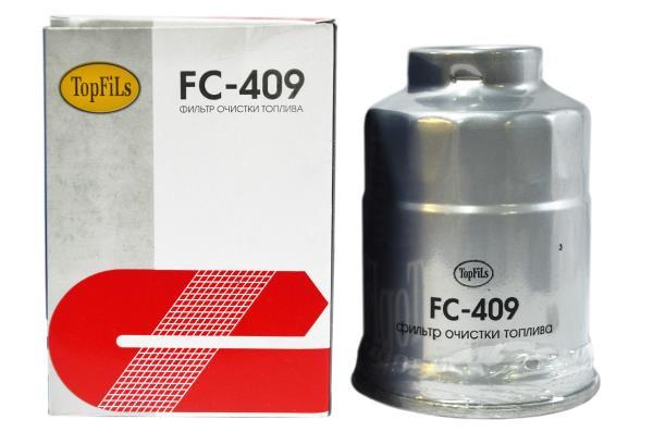 Фильтр топливный TOP FILS FC-409 16403-89TA0 FC-409 купить в Абакане