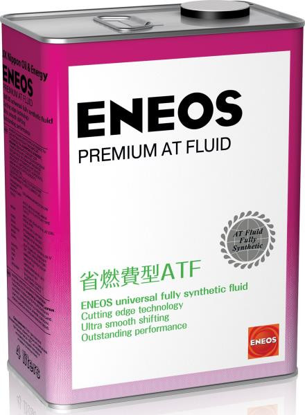 Жидкость для АКПП ENEOS Premium AT Fluid 4л 8809478942032 купить в Абакане