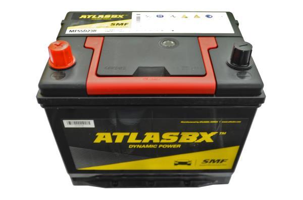 Аккумулятор ATLAS MF 60 55D23R MF55D23R купить в Абакане