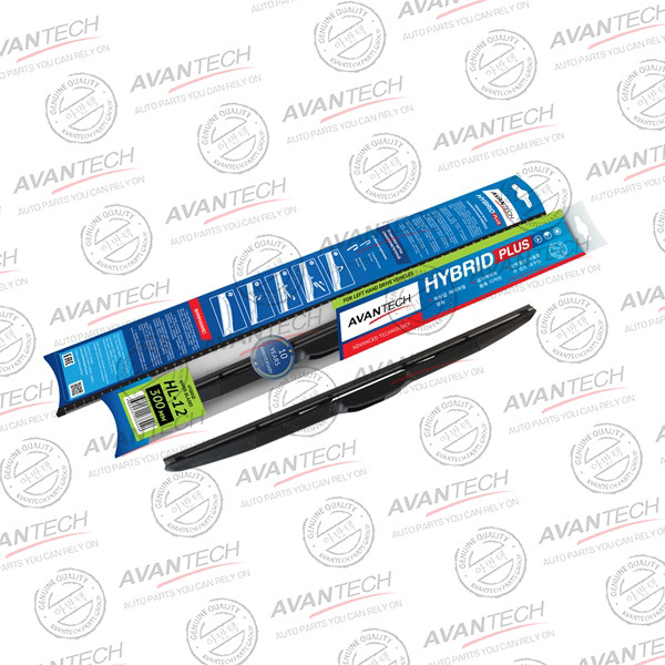 Щетка стеклоочистителя гибридная на левый руль Avantech Hybrid 300мм (12) HL-12 купить в Абакане