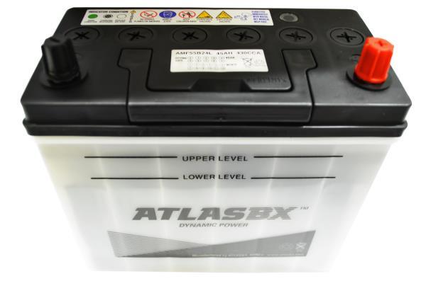 Аккумулятор ATLAS AMF 45 55B24L AMF55B24L купить в Абакане