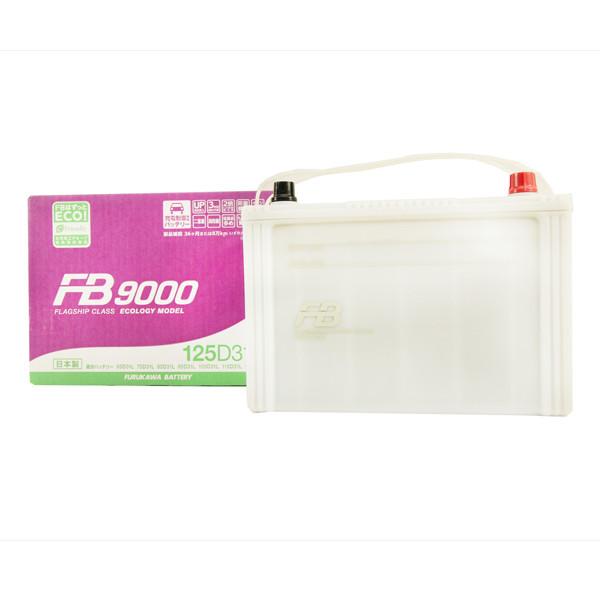 Аккумулятор FB9000 125D31L 125D31L купить в Абакане