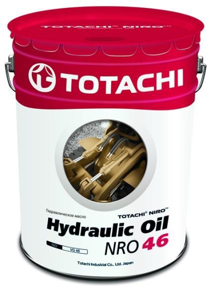 Масло гидравлическое TOTACHI NIRO Hydraulic oil NRO 46 19л 4589904921803 купить в Москве