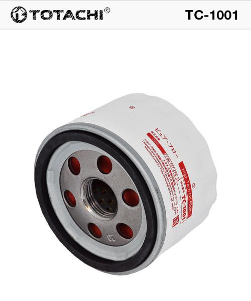 Фильтр масляный TOTACHI TC-1001 15208-00QAB MANN W 75 / 3 TC-1001 купить в Абакане
