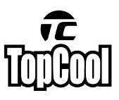 Жидкость охлаждающая низкозамерзающая TopCool ТОСОЛ А40М 10кг Z0060 купить в Абакане