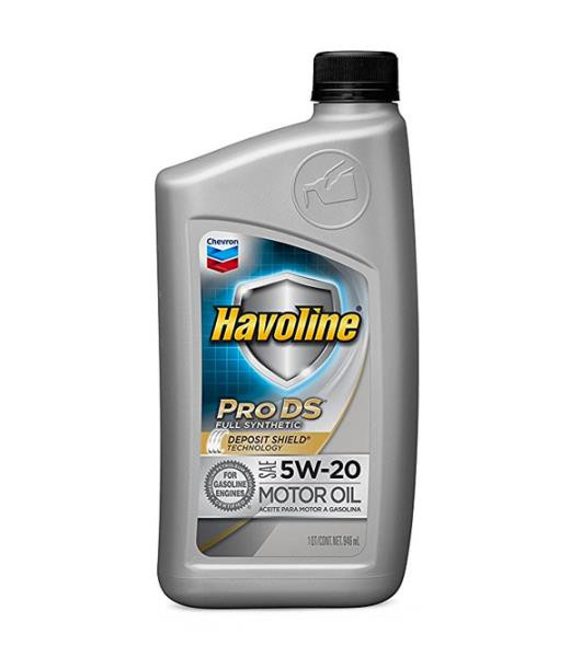 Моторное масло Масло моторное синтетическое - HAVOLINE PRODS SYNTHETIC M / O SAE 5W-20 0.946л. 223502482 купить в Абакане