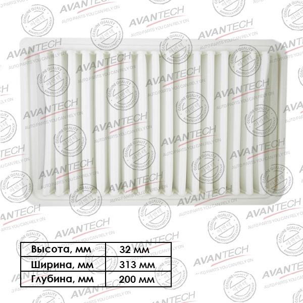 Фильтр воздушный Avantech-AF0418 AF0418 купить в Абакане