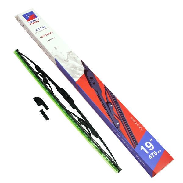 Щетка стеклоочистителя Double Force 475 мм (19) DFM 19 купить в Абакане
