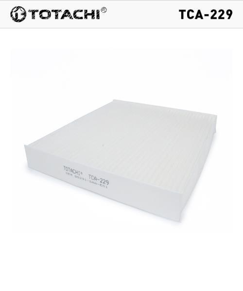 Фильтр салона TOTACHI TCA-229 AC-805 E 08R79-SAA-600B MANN CU 1835 TCA-229 купить в Абакане