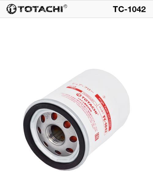 Фильтр масляный TOTACHI TC-1042 C-218 15208-53J00 MANN W 610 / 4 TC-1042 купить в Абакане