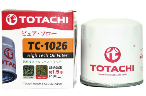 Фильтр масляный TOTACHI TC-1026 C-103 15601-96001 MANN W 920 / 80 TC-1026 купить в Абакане