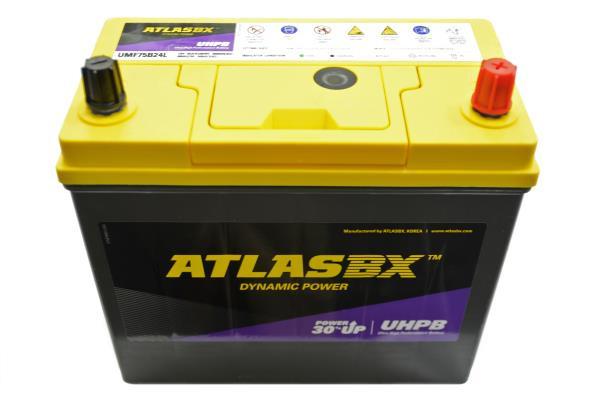 Аккумулятор ATLAS UMF, CCA500, 55АЧ, 75B24L UMF75B24L купить в Абакане