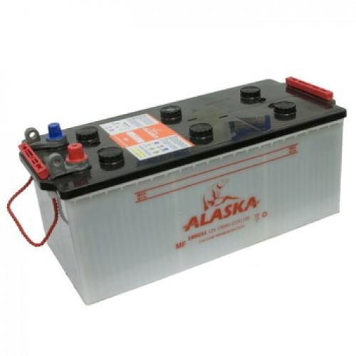Аккумулятор ALASKA HD 160 160G51L silver+ 8808240010627 купить в Абакане