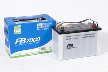 Аккумулятор FB7000 115D31L 115D31L купить в Абакане