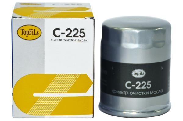 Фильтр масляный TOP FILS C-225 15208-31U00 C-225 купить в Абакане