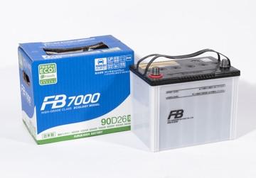 Аккумулятор FB7000 90D26R 90D26R купить в Абакане