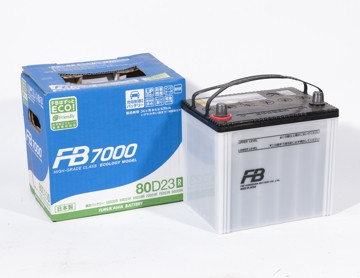 Аккумулятор FB7000 80D23R 80D23R купить в Абакане