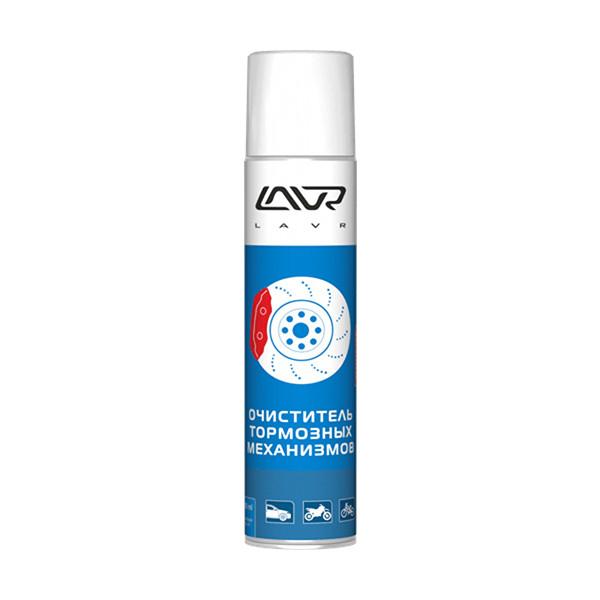 Очиститель тормозных дисков LAVR Brake disk cleaner 400 мл (аэрозоль) Ln1495 купить в Абакане