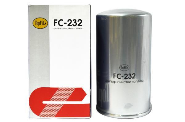 Фильтр топливный TOP FILS FC-232 16403-99002 FC-232 купить в Абакане