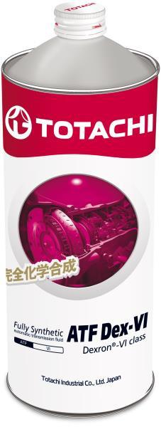 Жидкость для АКПП TOTACHI ATF DEX-VI синт. 1л 4589904521461 купить в Барнауле