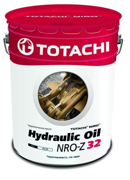 Масло гидравлическое TOTACHI NIRO Hydraulic oil NRO 32 Z минерал. 19л 4589904921827 купить в Абакане