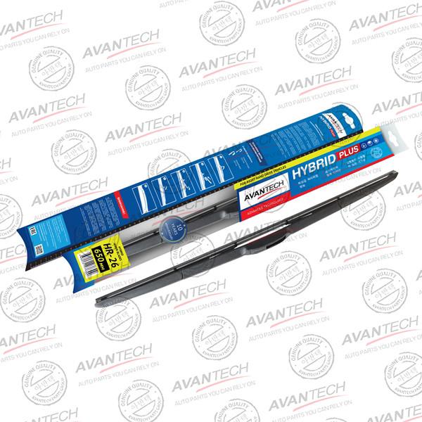 Щетка стеклоочистителя гибридная на правый руль Avantech Hybrid 650мм ( 26'' ) HR-26 купить в Абакане
