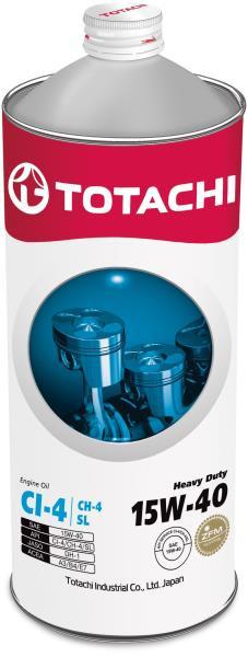 Моторное масло Масло моторное TOTACHI Heavy Duty CI-4 / CH-4 / SL Минерал 15W40 1л 4562374690295 купить в Абакане