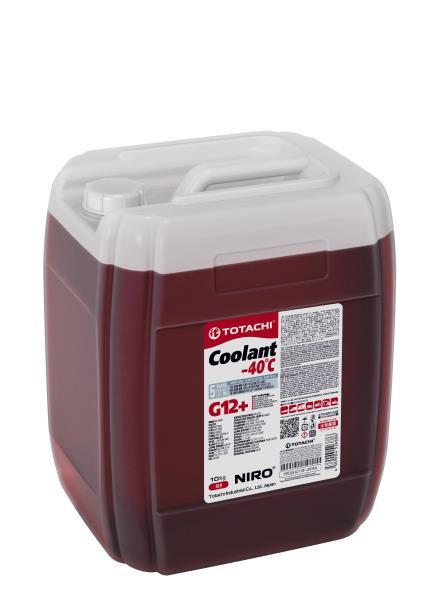 Охлаждающая Жидкость TOTACHI NIRO Coolant Red -40C G12+ 10кг 4589904526886 купить в Абакане