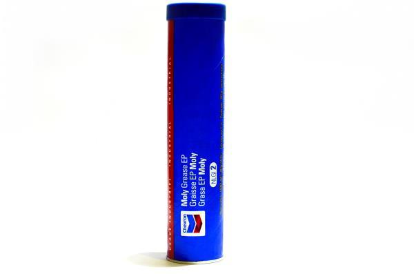 Смазка пластичная на основе литиевого мыла - CHEVRON MOLY GREASE EP NLGI 2 397г 255660652 купить в Абакане
