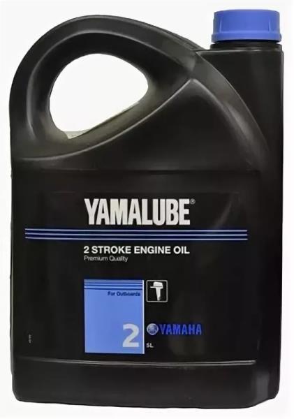 Моторное масло Yamalube 2 Marine Mineral Oil (5 л) 90790BG20200 купить в Абакане