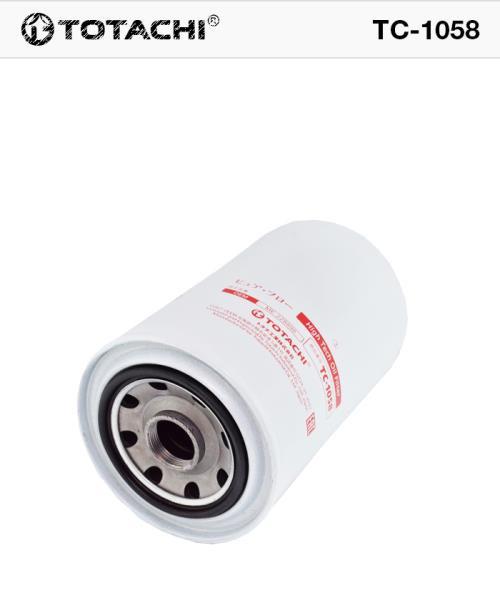 Фильтр масляный TOTACHI TC-1058 C-318 ME228898 TC-1058 купить в Абакане