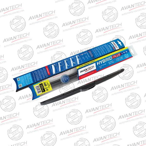 Щетка стеклоочистителя гибридная на правый руль Avantech Hybrid 350мм ( 14'' ) HR-14 купить в Абакане