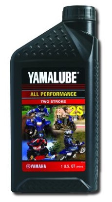 Моторное масло Yamalube 2S, 2Т, Semisynthetic Oil (0, 946 л) LUB2STRKS112 купить в Абакане