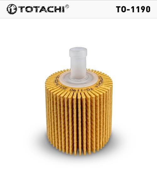Фильтр масляный TOTACHI TO-1190 O-117, O-119 04152-B1010 MANN HU 6006z TO-1190 купить в Абакане
