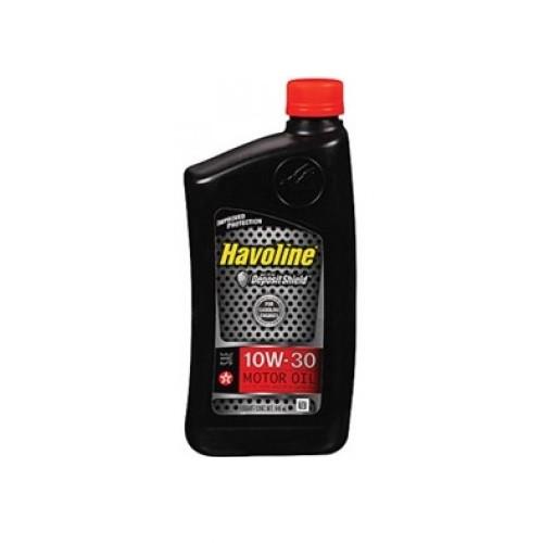 Моторное масло Масло моторное полусинтетическое - HAVOLINE M / O SAE 10W-30 0.946л. 223395481 купить в Абакане