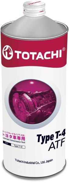 Жидкость для АКПП TOTACHI ATF TYPE T-IV синт. 1л 4562374691018 купить в Абакане
