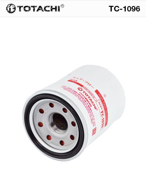 Фильтр масляный TOTACHI TC-1096 C-809 15400-RTA-004 MANN W 610 / 3, W 610 / 6, W 610 / 7, W 67 TC-1096 купить в Абакане