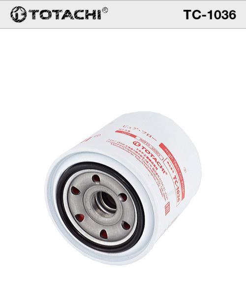 Фильтр масляный TOTACHI TC-1036 C-116 90915-30003 MANN WP 1026 TC-1036 купить в Абакане