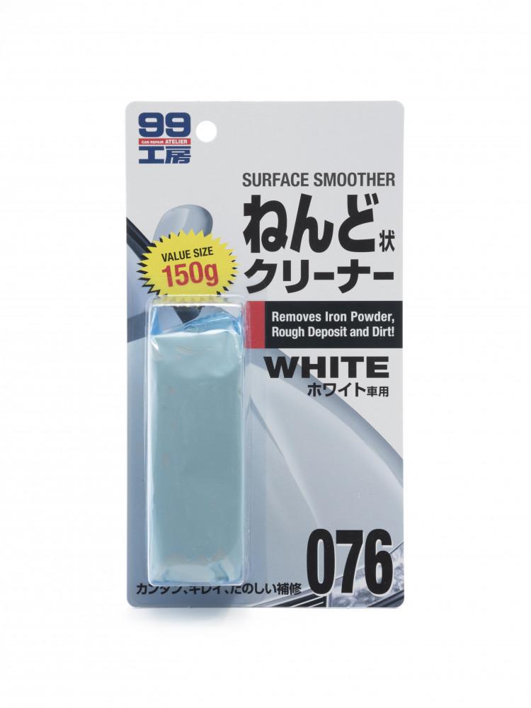 Очиститель кузова на основе глины Surface Smoother для светлых, 150 гр 09076 купить в Абакане
