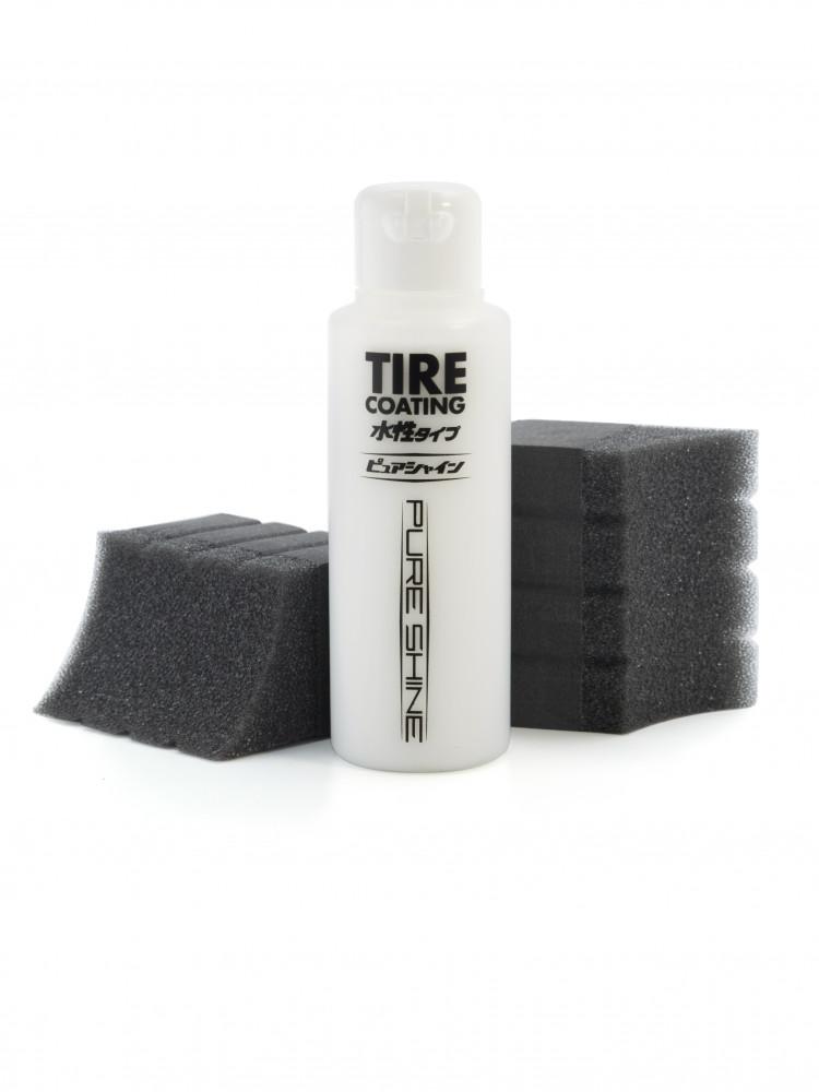 Покрытие для шин Pure Shine, 100 мл 02079 купить в Абакане