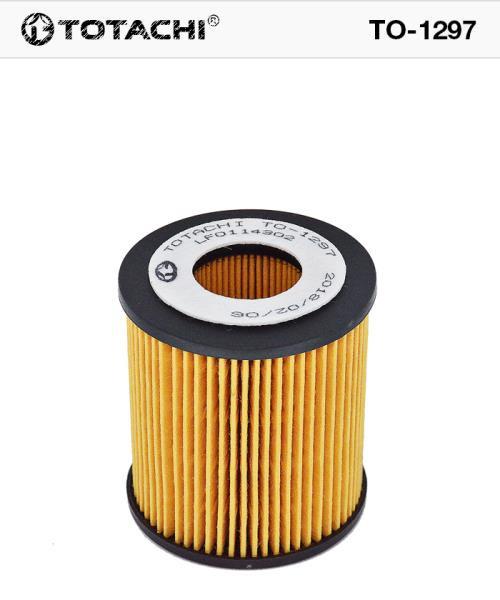 Масляный фильтр TOTACHI TO-1297 LF0114302 HU711x TO-1297 купить в Абакане