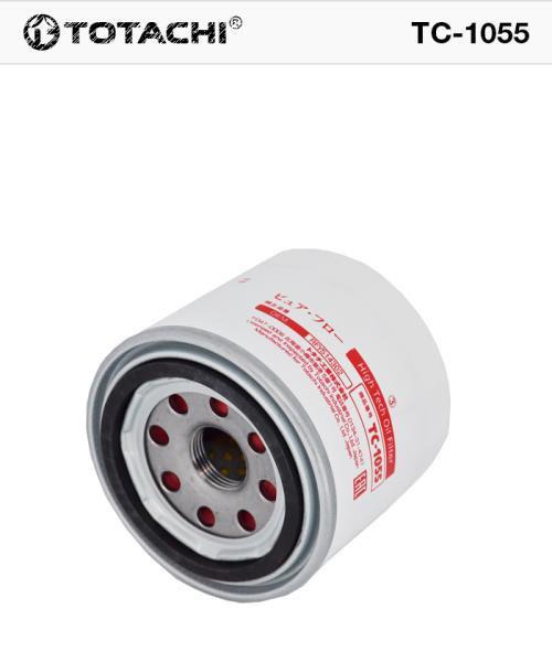 Фильтр масляный TOTACHI TC-1055 C-307 MD001445 MANN W 712 / 18, W 811 / 80 TC-1055 купить в Абакане