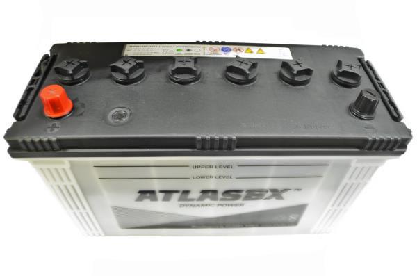 Аккумулятор ATLAS AMF 100 95E41R AMF95E41R купить в Абакане